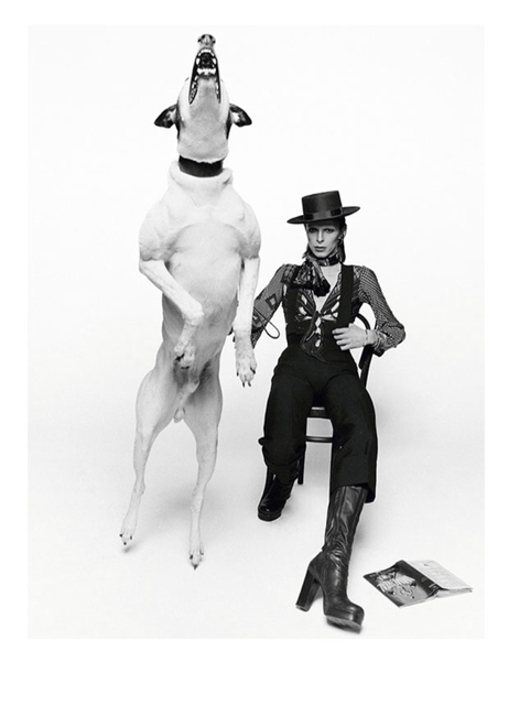 , 'David Bowie, Diamond Dogs,' 1974, Mouche Gallery