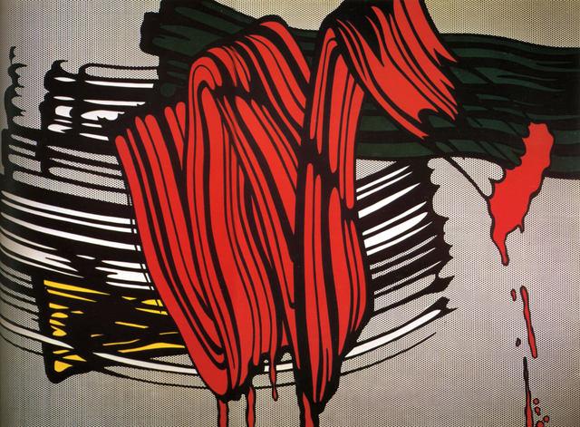 Roy Lichtenstein, 'Big Painting No. 6', 2000, Dope! Gallery