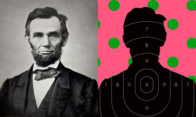 , 'Lincoln Target I,' 2016, Robert Berman Gallery