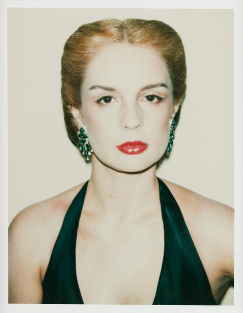 , 'Carolina Herrera,' 1978, Kasmin