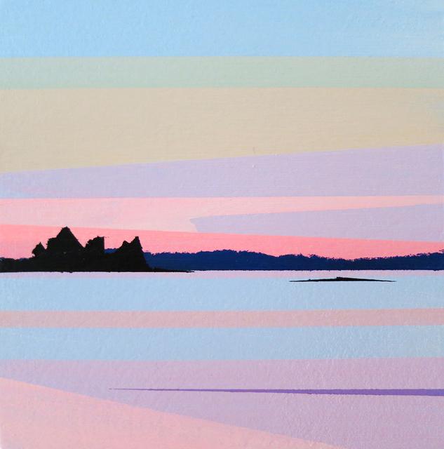 , 'Pink Sunrise ,' , Dowling Walsh