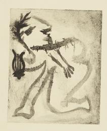 Orphée, ou le poète. II (Ba. 541)