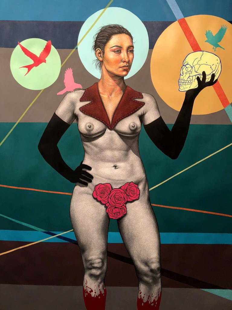 Angela Molina Bikini https://www.artsy/artwork/zhang-wen-zhang-wen-the
