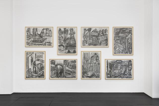 , 'Untitled,' 1993, Galerie Mehdi Chouakri