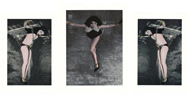, 'Crucifixion - Triptych,' , Other Criteria