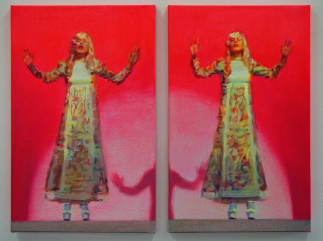 , 'Sylvissima 1 & 2,' 2017, Galerie Bernard Jordan