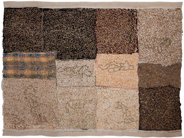 , 'Fragments of Textile from Prato,' 2018, Art Projects International