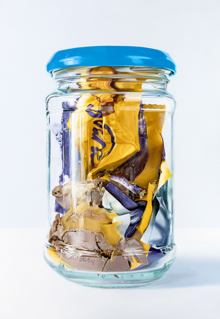 , 'Caramel In A Jar,' 2018, Gormleys Fine Art