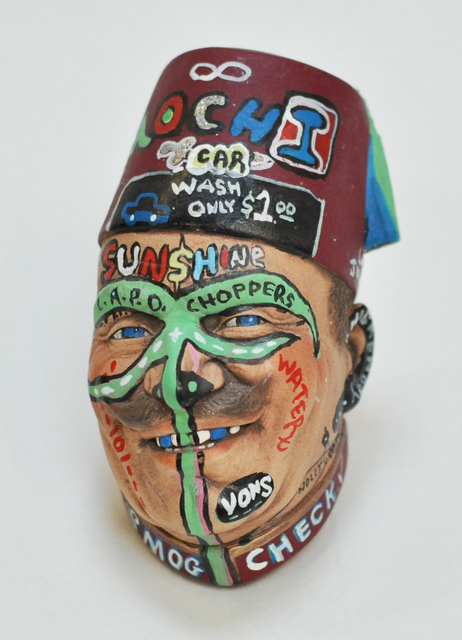 Jason McLean, 'Mr Sunshine', 2014, Wilding Cran Gallery