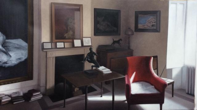 , 'Panorámica para Lucian Freud II,' 2017, Sala Parés