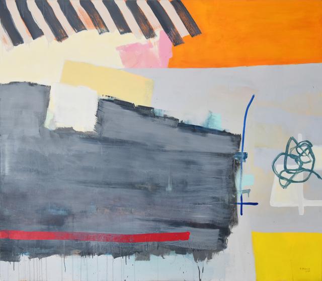 , 'At a standstill ,' 2018, Absolut Art Gallery