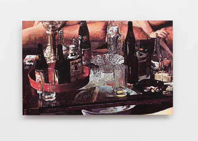 , 'Obscene: Untitled (Coffee Table),' 2013, Meliksetian | Briggs
