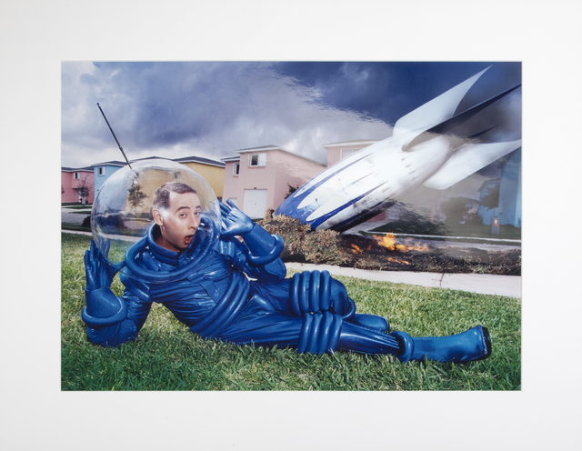 David LaChapelle, 'Paul Reubens, Miami, Florida', 1999, Julien's Auctions