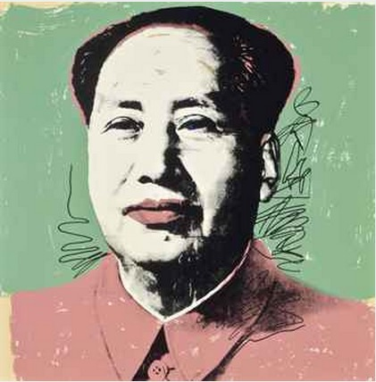 Andy Warhol, 'Mao', 1972, David Benrimon Fine Art