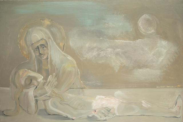 , 'Pieta,' 2018, Renaissance Art Gallery