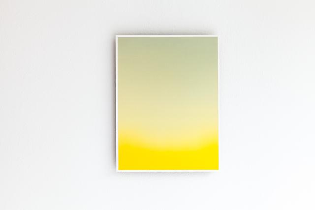 , 'Untitled,' 2017, DAS ESSZIMMER