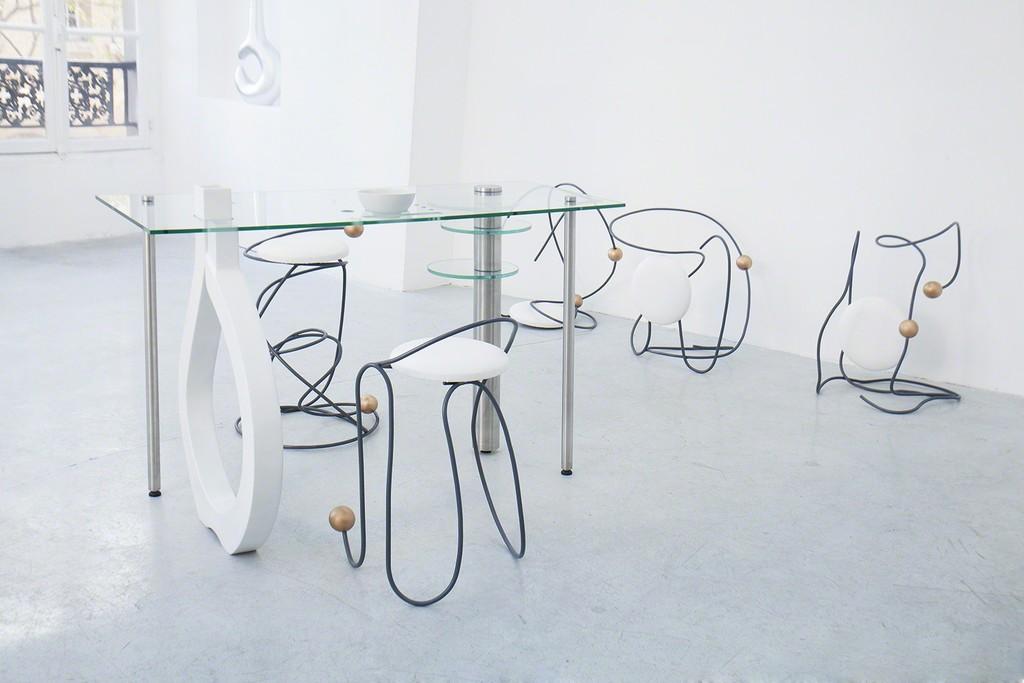 Julie Béna, 'Je peux lire dans tes doigts,' 2015, Galerie Joseph Tang