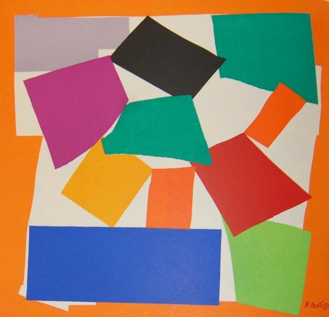 Henri Matisse, 'L'Escargot', 1958, Baterbys Art Gallery