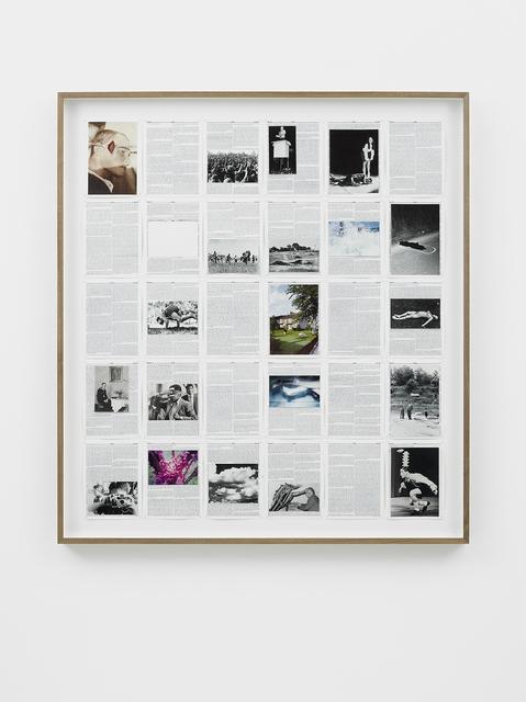 , 'Isaiah,' 2013, Goodman Gallery