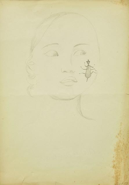 , 'Stigmatized (Napiętnowana),' 1953, Dawid Radziszewski