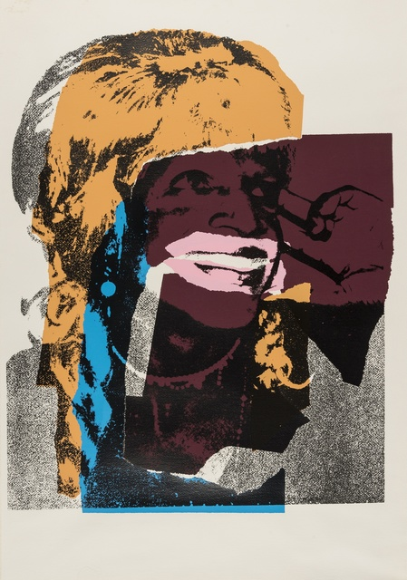 Andy Warhol, 'Ladies and Gentlemen (Feldman & Schellmann II.130)', 1975, Forum Auctions