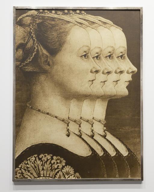 , 'Quattro, Ritratto,' 1969, Glenda Cinquegrana Art Consulting