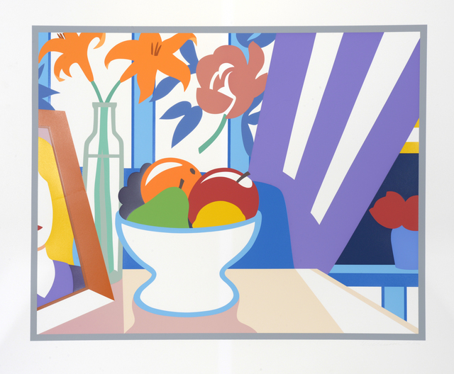 , 'Still Life with Lilies and Mixed Fruit,' 1997-1998, William Weston Gallery Ltd.