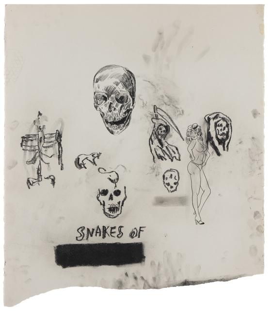 , 'Snakes Of,' 2019, V1 Gallery
