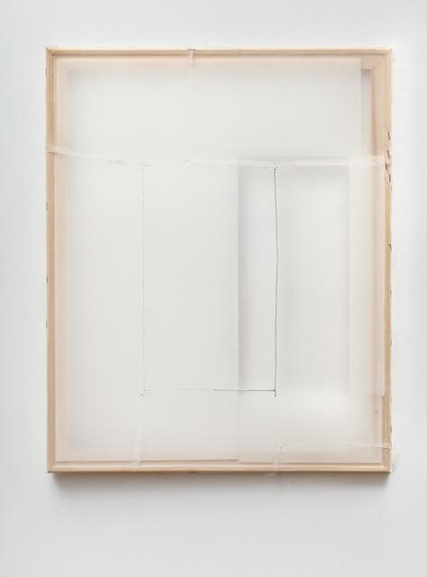 , 'Untitled,' 2016, Geukens & De Vil