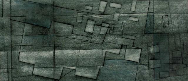 , 'Ancient Site No. 1,' 1986, Waterhouse & Dodd
