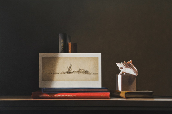 , 'Still Life with Rembrant,' 2011, Dolby Chadwick Gallery