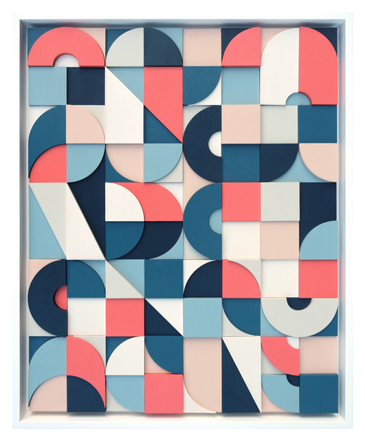 Scott Albrecht, 'A Shared Language', 2017, Hashimoto Contemporary