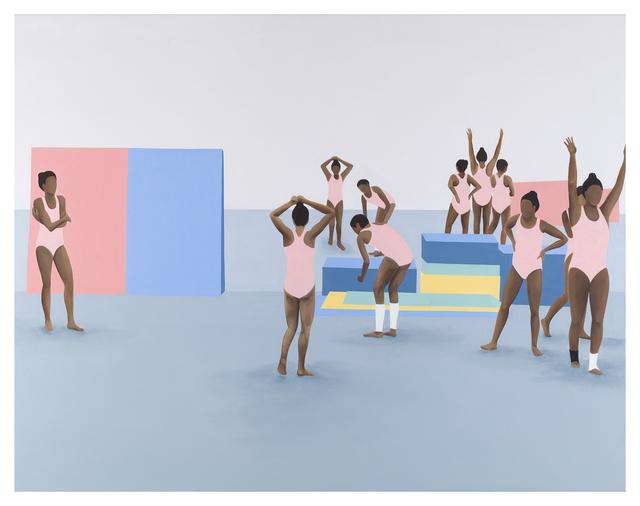 , 'Practice,' 2019, Mariane Ibrahim Gallery