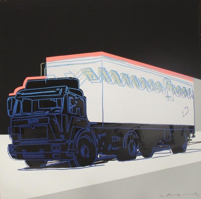 , 'Truck F&S II.370,' 1985, Fine Art Mia
