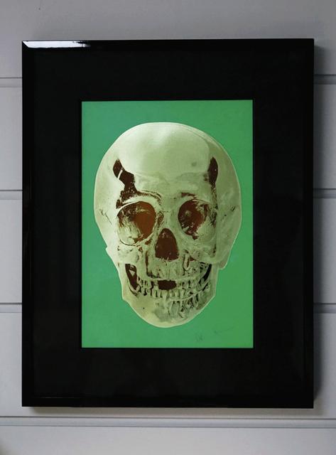 Damien Hirst, 'Skull, Green/Brown', 2012, Arton Contemporary