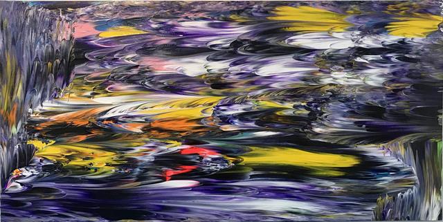, 'wadatsumi 5,' 2016, Sezon Art Gallery
