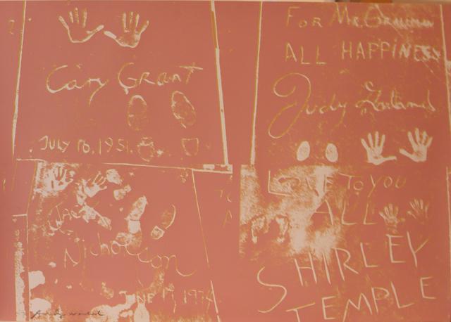 Andy Warhol, 'Sidewalk (FS II. 304)', 1983, Revolver Gallery