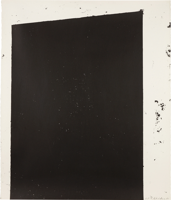 Richard Serra, 'Malcolm X', 1981, Phillips
