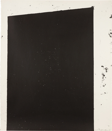Richard Serra, 'Malcolm X,' 1981, Phillips: Evening and Day Editions (October 2016)