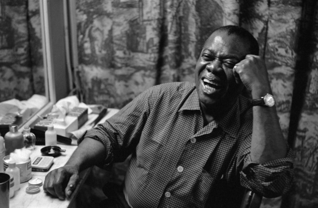 , 'Louis Armstrong, NYC, 1958,' , KP Projects