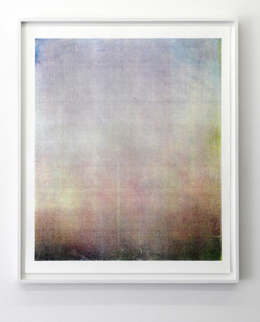 , 'Colour Field,' 2013, Erin Stump Projects