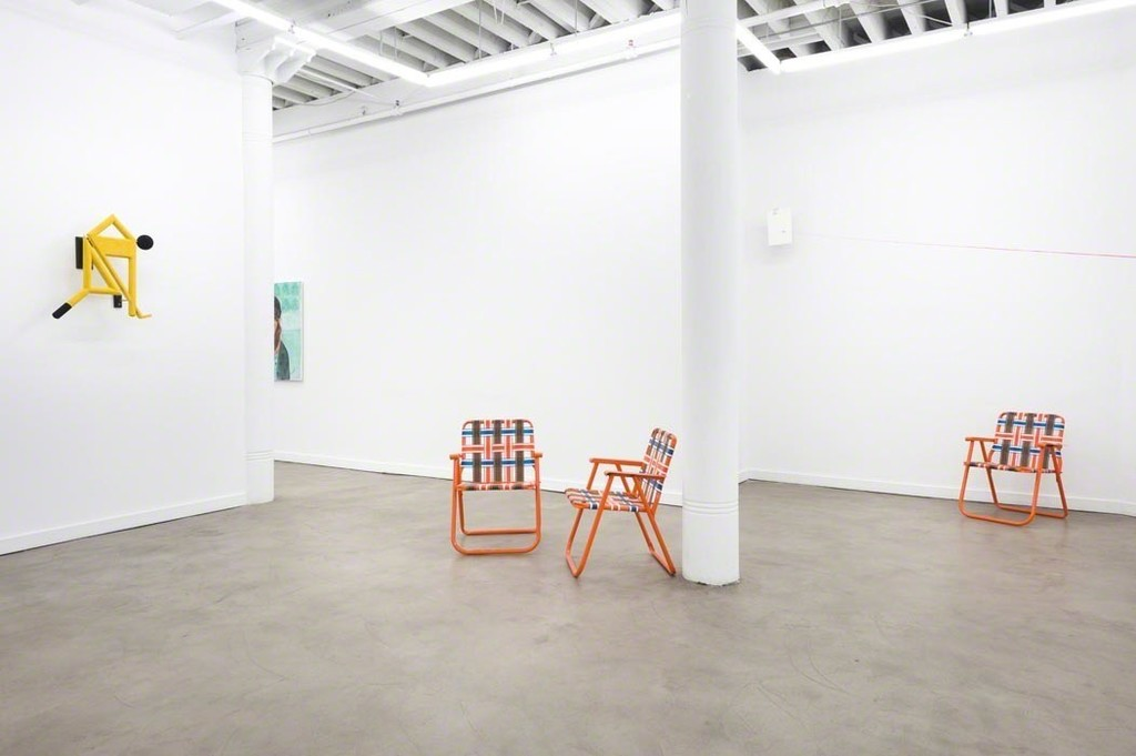 Ben Stone 2016 Installation View