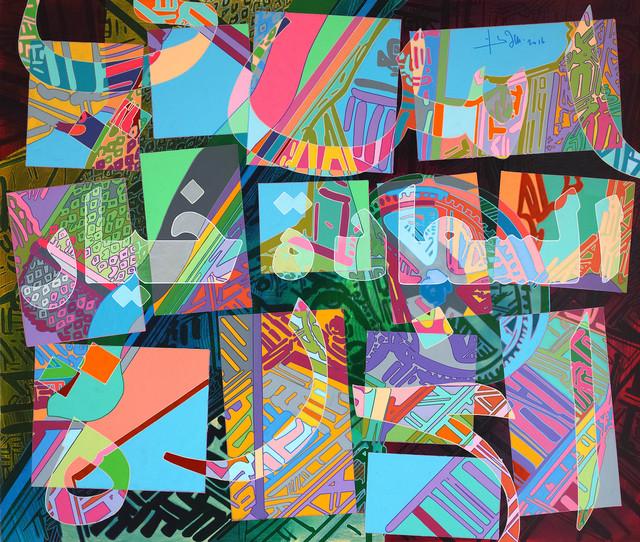 Yigit Yazici, 'RTU208416', 2016, Istanbul Artist Collective
