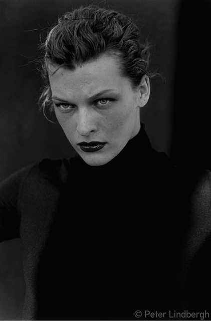 , 'Milla Jovovich, New York, USA, 2000,' 2014, Gagosian