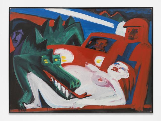 , 'Wehen,' 1983, KÖNIG GALERIE