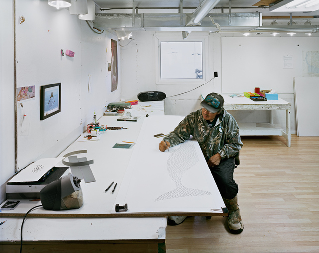 Joseph Hartman, 'Tim Pitsiulak', 2016, Stephen Bulger Gallery