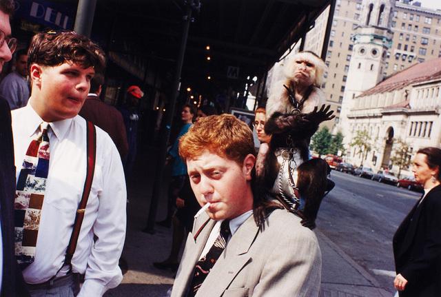 , 'New York City 1995,' 1995, Galerie Bene Taschen