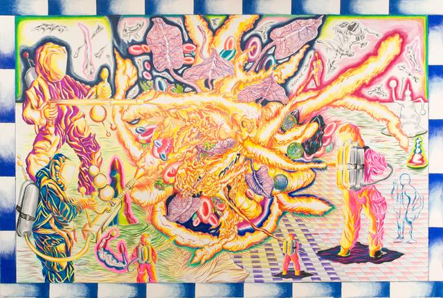 , 'Milky Angkuway,' 2016, Richard Koh Fine Art