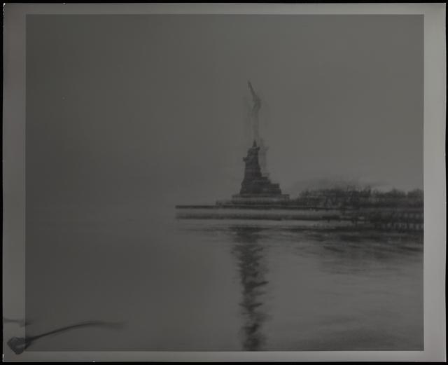 , 'Lady Liberty XII,' 2015, Galleri Bo Bjerggaard