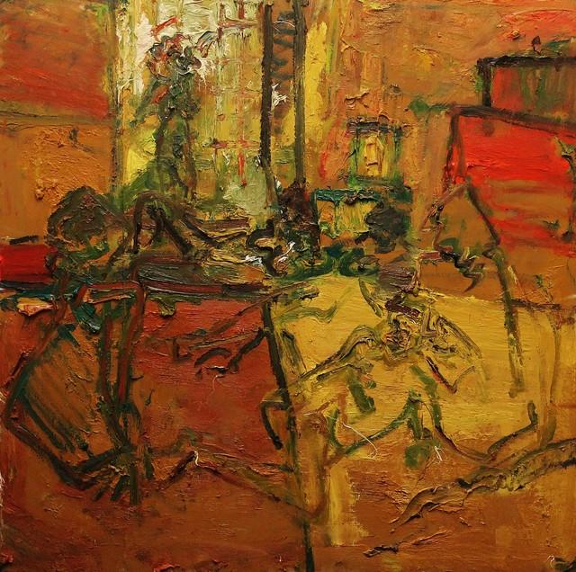 , 'Reclining nude ii,' 2017, Castlegate House Gallery